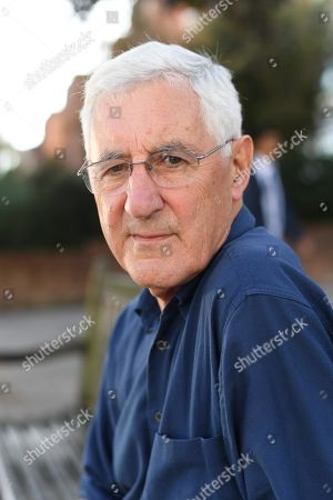 Editorial photo of Mike Brearley . Ex England Cricket Player Mike Brearley Feature.