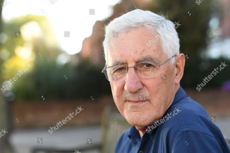 Editorial image of Mike Brearley . Ex England Cricket Player Mike Brearley Feature.