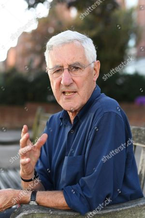 Editorial picture of Mike Brearley . Ex England Cricket Player Mike Brearley Feature.