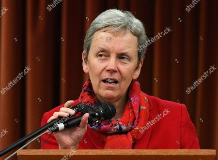 Margaret Greenwood . Labour Party Conference Liverpool Merseyside.- Margaret Greenwood MP Speaks At A Campaign For Democratic Labour Party Launch Rally.  - 22/9/18.