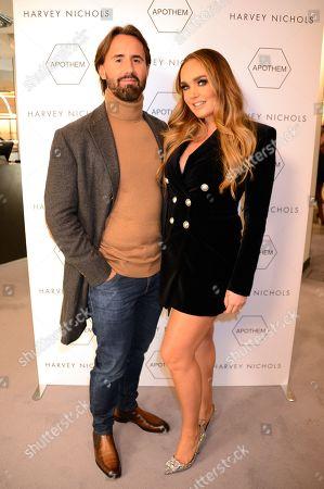 Editorial picture of Apothem x Harvey Nichols launch party, London, UK - 16 Oct 2019