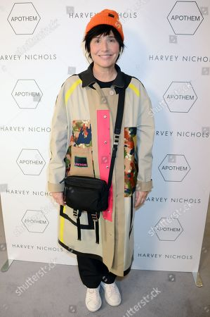 Sharleen Spiteri attends the launch of Apothem exclusively at Harvey Nichols
