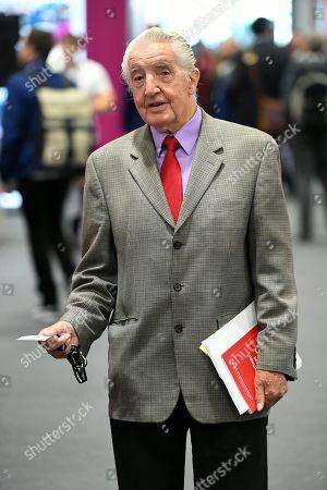 Dennis Skinner . Labour Party Conference Liverpool Merseyside.- Dennis Skinner MP  - 24/9/18.