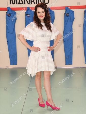 Editorial picture of 'For All Mankind' TV show premiere, Arrivals, Regency Village Theatre, Los Angeles, USA - 15 Oct 2019