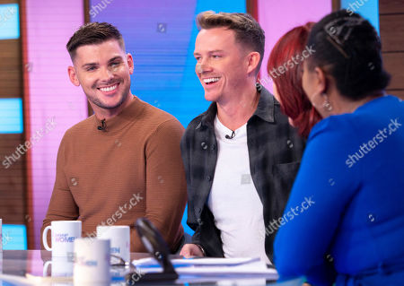 Kieron Richardson and Carl Hyland