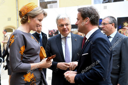 Editorial picture of Belgian Royals visit to Luxembourg - 16 Oct 2019
