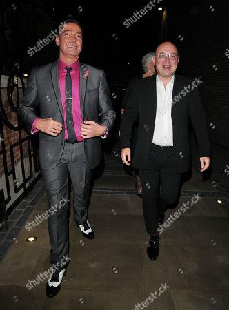 Craig Revel Horwood and Neil Sinclair