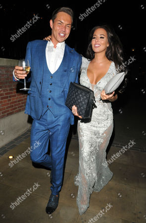 Bobby Cole Norris and Yazmin Oukhellou