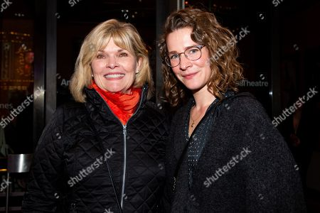 Stock Picture of Debra Monk and Gwendolyn Ellis