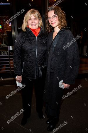 Editorial image of 'The Rose Tattoo' play, Broadway Opening Night,  New York, USA - 15 Oct 2019