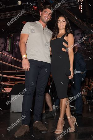 Stock Photo of Jack Fincham and Layla Anna-Lee