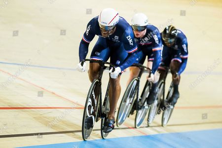 Editorial picture of European Track Cycling Championships in Apeldoorn, Netherlands - 16 Oct 2019