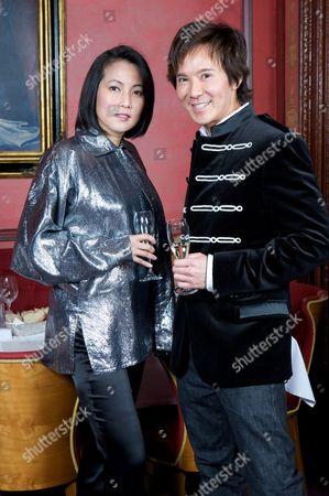 Patti Wong and Andy Wong