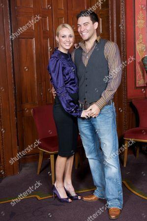 Camilla Dallerup and Kevin Sacre