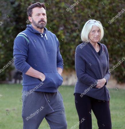 Christine Anne Boldt and Ben Affleck