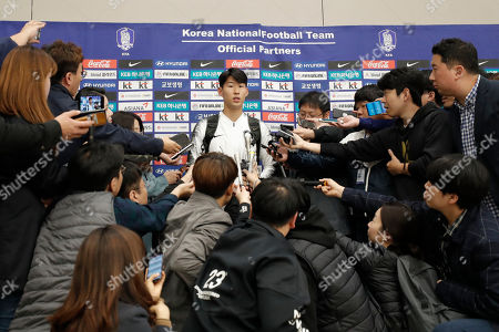 Editorial image of Koreas World Cup Qualifier, Incheon, South Korea - 16 Oct 2019