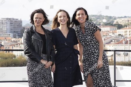 Editorial image of 'Traces' photocall, MIPCOM Cannes, France - 14 Oct 2019