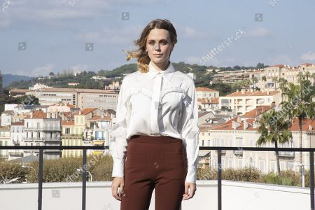 Editorial image of 'Agent Hamilton' photocall, MIPCOM Cannes, France - 14 Oct 2019