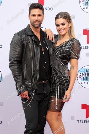 Editorial picture of Latin American Music Awards, Arrivals, Dolby Theatre, Los Angeles, USA - 17 Oct 2019