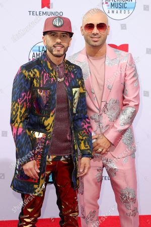 Editorial photo of Latin American Music Awards, Arrivals, Dolby Theatre, Los Angeles, USA - 17 Oct 2019