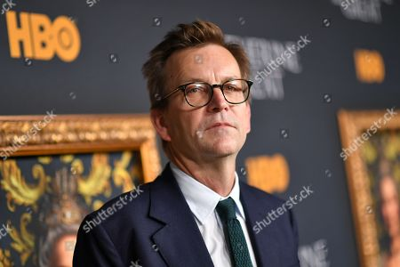Editorial image of 'Catherine the Great' TV show premiere, Arrivals, Hammer Museum, Los Angeles, USA - 17 Oct 2019