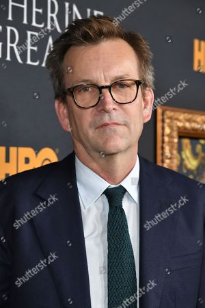 Editorial picture of 'Catherine the Great' TV show premiere, Arrivals, Hammer Museum, Los Angeles, USA - 17 Oct 2019