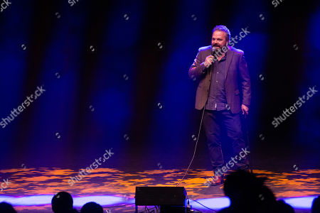 Stock Photo of Hal Cruttenden
