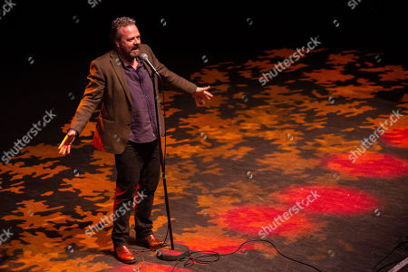Stock Picture of Hal Cruttenden