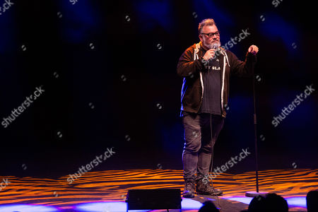 Stock Photo of Stewart Lee