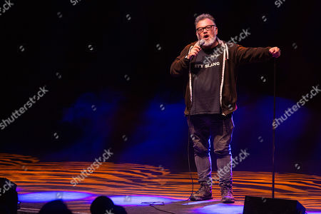Stock Picture of Stewart Lee