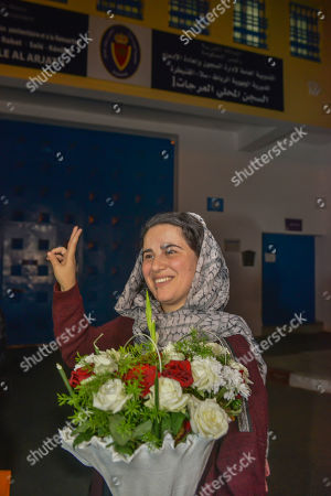Editorial image of Moroccan journalist Raissouni pardoned by king, Rabat, Morocco - 16 Oct 2019