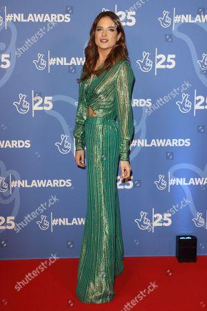 Editorial image of National Lottery Awards, London, UK - 15 Oct 2019