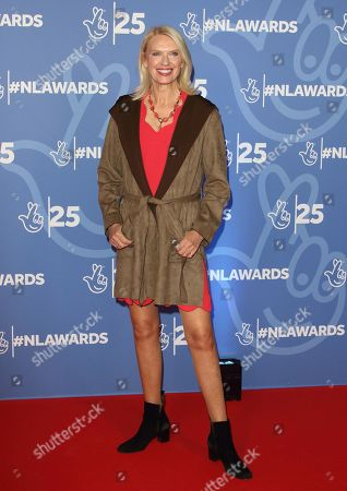 Stock Image of Anneka Rice