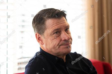 Stock Photo of Tony Cottee