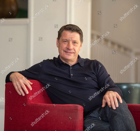 Stock Picture of Tony Cottee