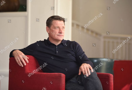 Editorial picture of Tony Cottee interview, Leicester, UK - 01 Oct 2019