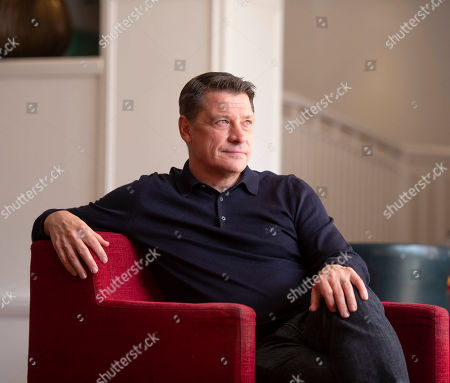 Editorial photo of Tony Cottee interview, Leicester, UK - 01 Oct 2019
