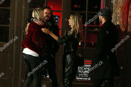 Olivia Attwood, Peter Wicks, James Lock and Chloe Sims