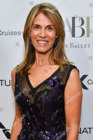 Editorial photo of American Ballet Theatre Fall Gala, Arrivals, New York, USA - 16 Oct 2019