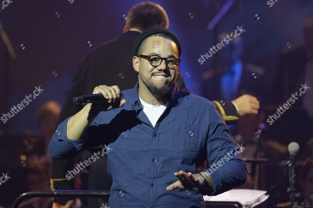 Stock Photo of Ben l'Oncle Soul