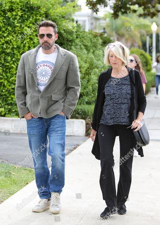 Ben Affleck and Christine Anne Boldt