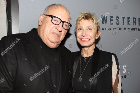 Stock Picture of Jon Landau with Guest