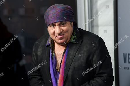 """Steven Van Zandt attends the special screening of """"Western Stars"""" at Metrograph, in New York"""