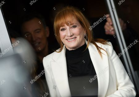 """Patti Scialfa attends the special screening of """"Western Stars"""" at Metrograph, in New York"""