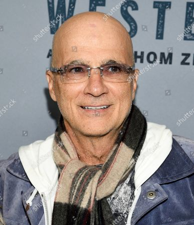 """Music producer Jimmy Iovine attend the special screening of """"Western Stars"""" at Metrograph, in New York"""