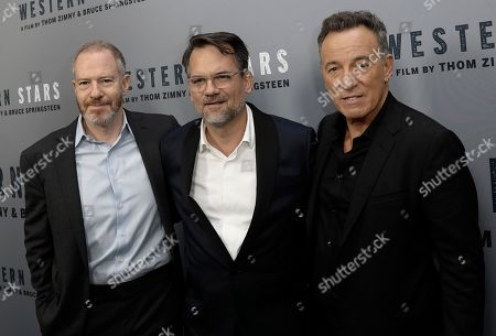 Editorial photo of New York Special Screening - Western Stars, USA - 16 Oct 2019
