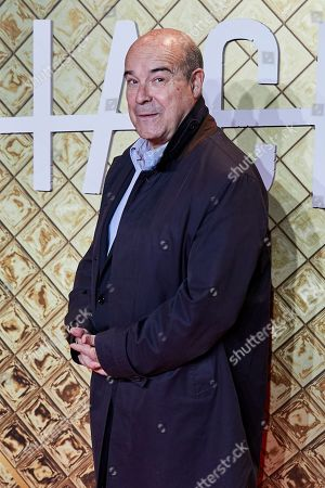 Editorial image of 'Hache' TV show premiere, Madrid, Spain - 16 Oct 2019