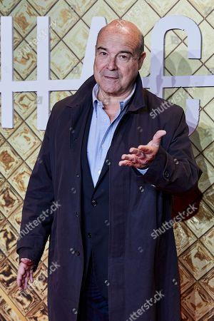 Stock Image of Antonio Resines