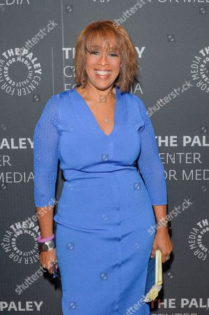 Stock Photo of Gayle King