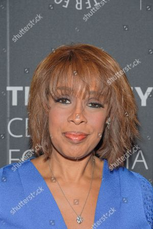 Stock Picture of Gayle King